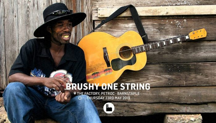Brushy One String Factory
